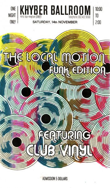 LOCAL MOTION FUNK EDITION
